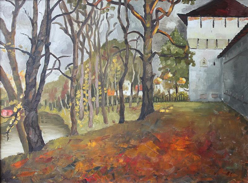 Боровский Свято-Пафнутьев монастырь