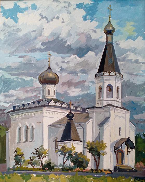 Церковь в Клину