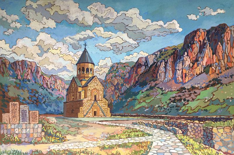 Краски Армении 1