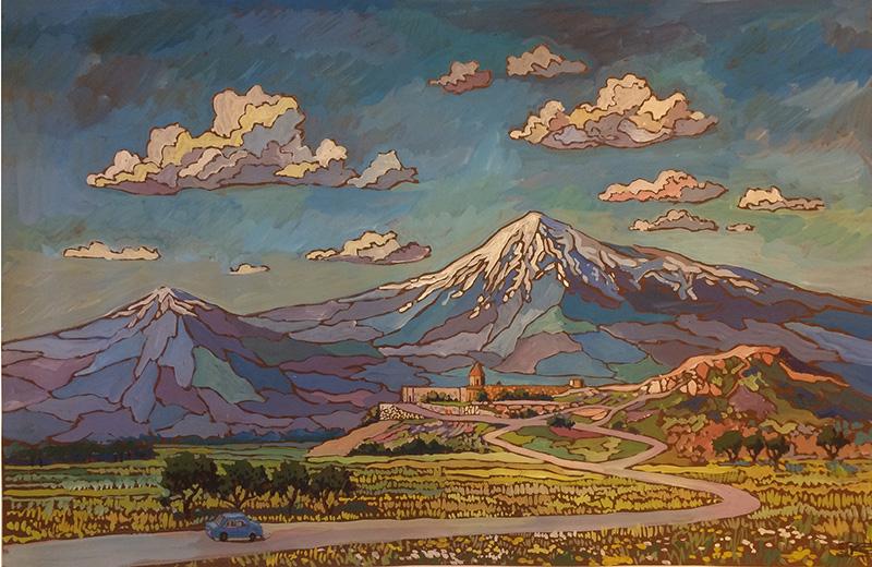 Краски Армении 2