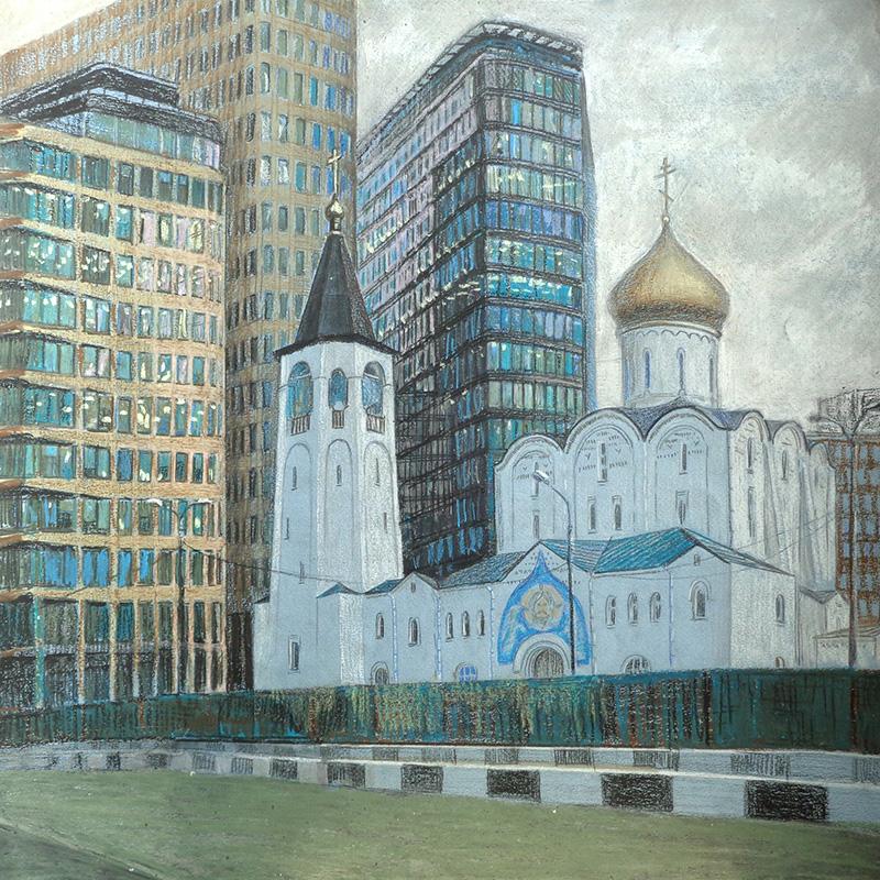 Московский контраст