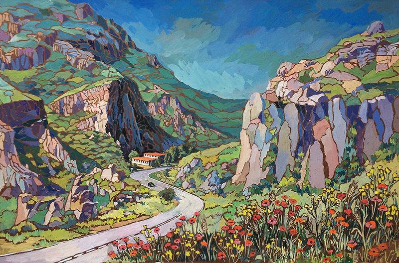 Краски Армении 4