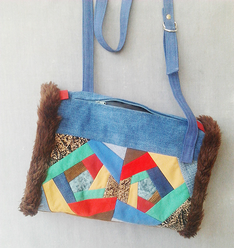 Муфта-сумка