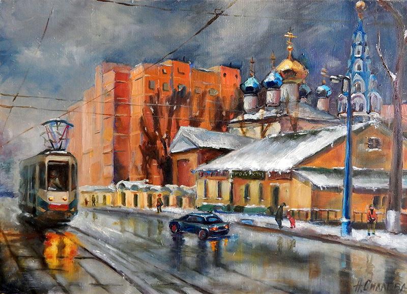 Лефортово. Москва