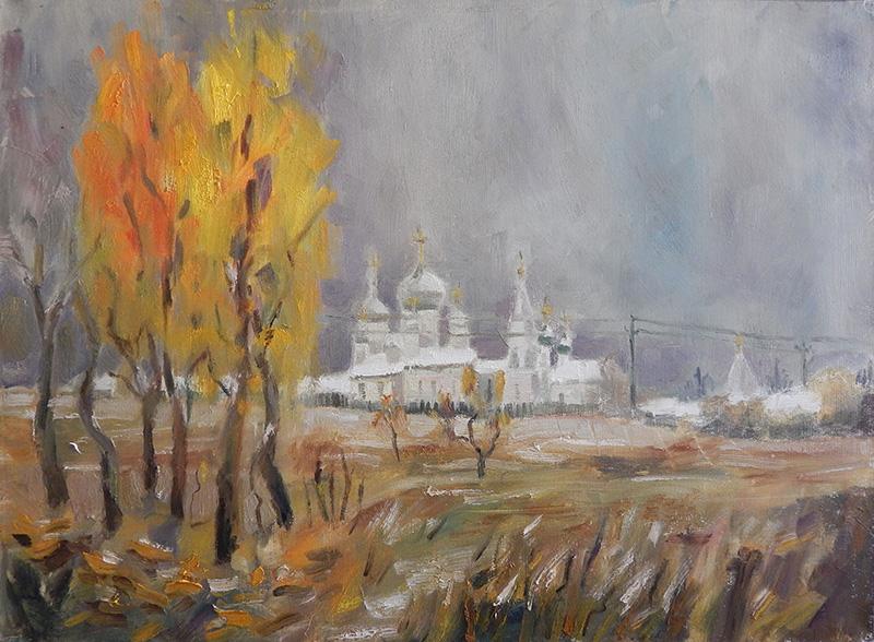 Переславль-Залесский. Никитская слобода