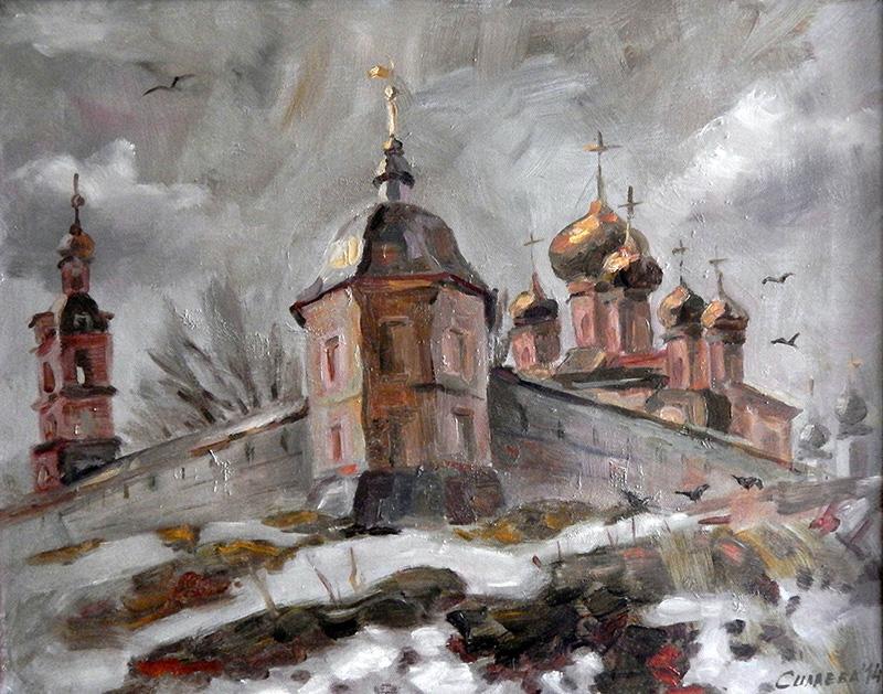 Переславль-Залесский. Горицкий монастырь