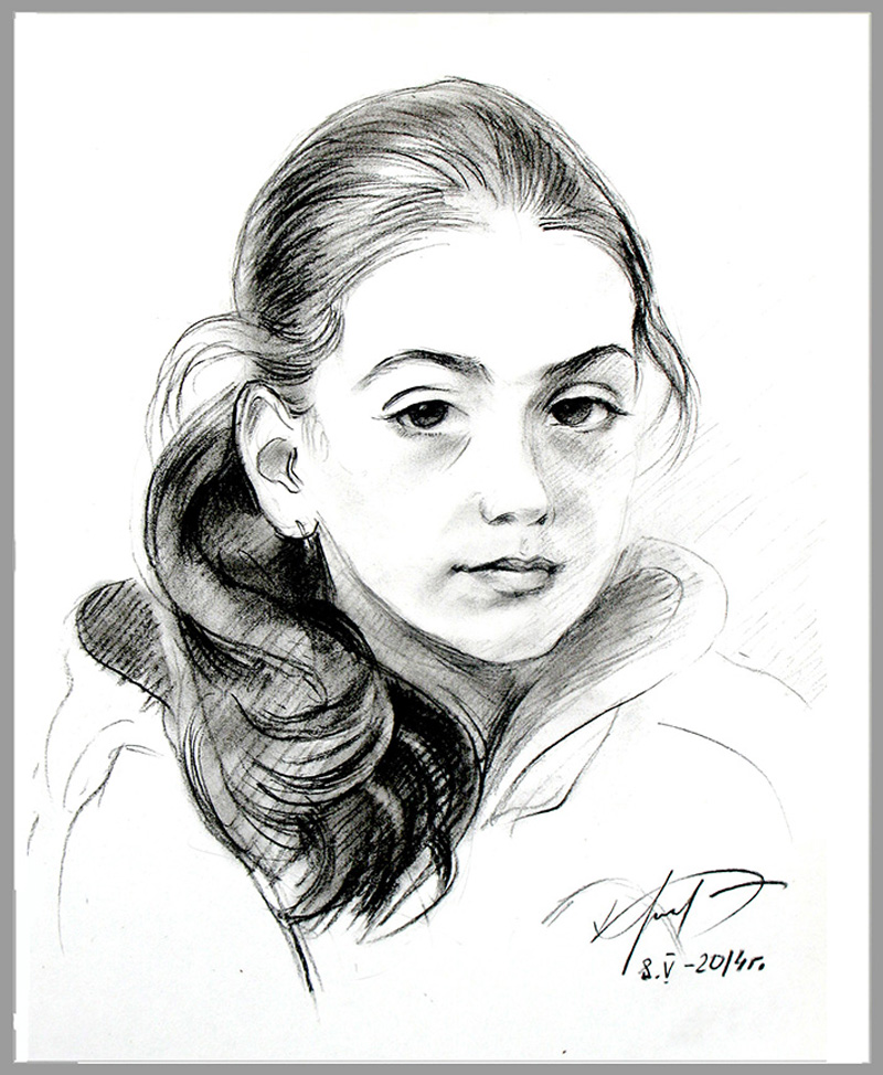 Быстрый портрет