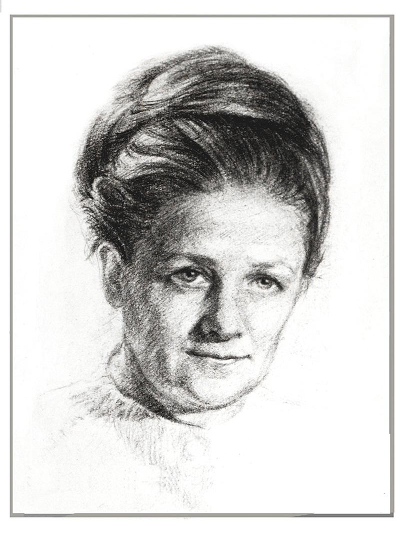 Карандашный портрет