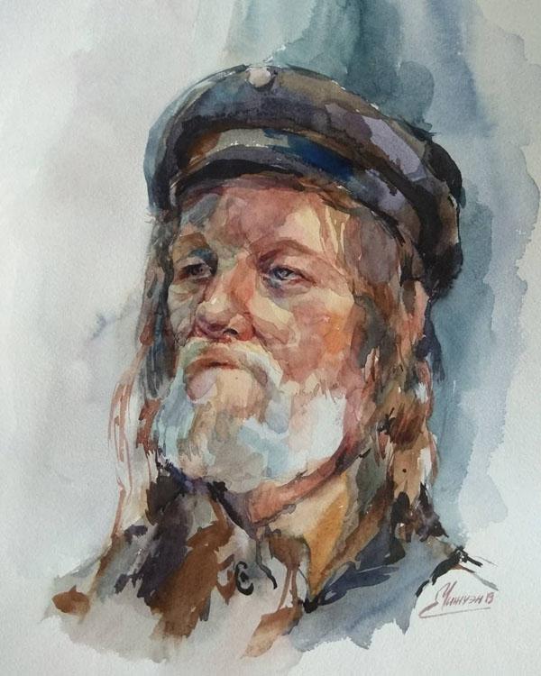 Дед Василий
