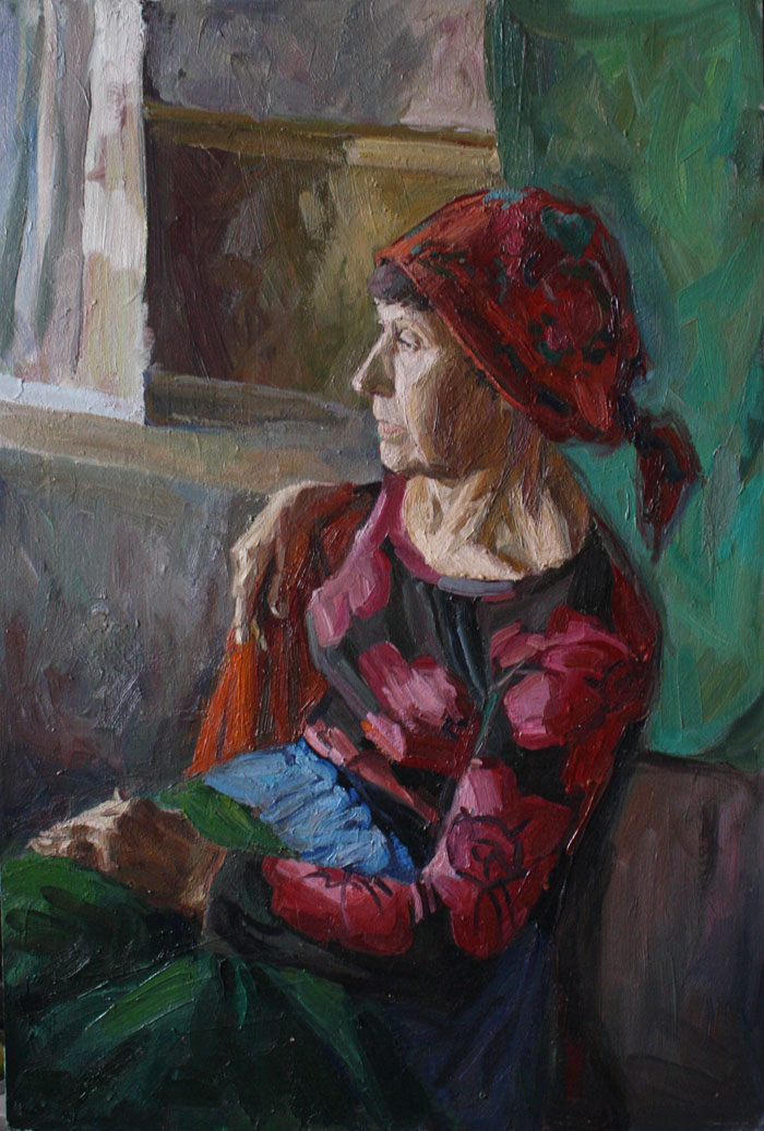 Нина Николаевна из Козельска