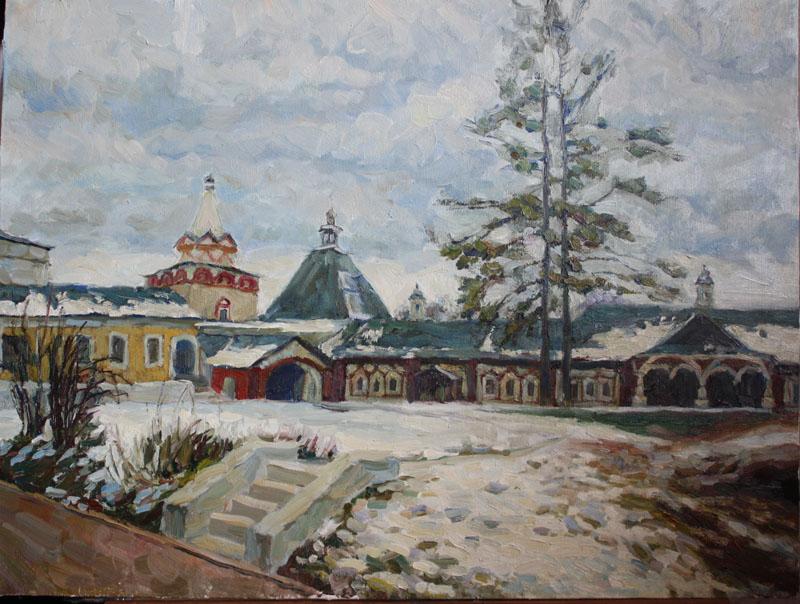 Саввино-Старожевский монастырь